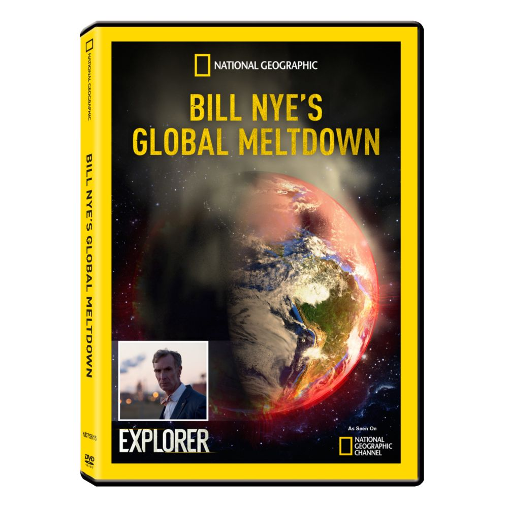 Bill Nye's Global Meltdown DVD