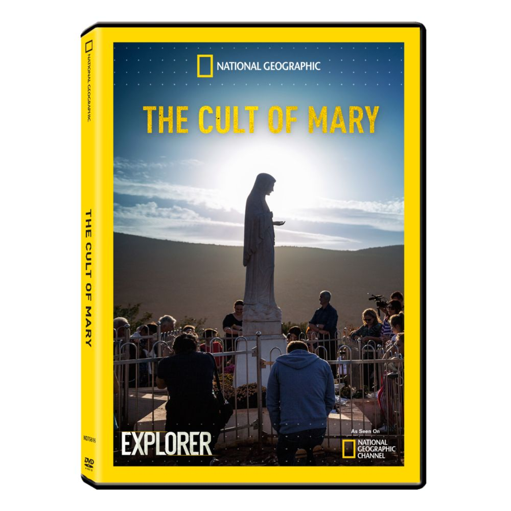 The Cult of Mary DVD