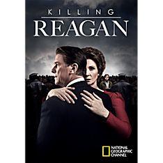 Killing Reagan DVD