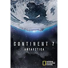 Continent 7: Antarctica DVD