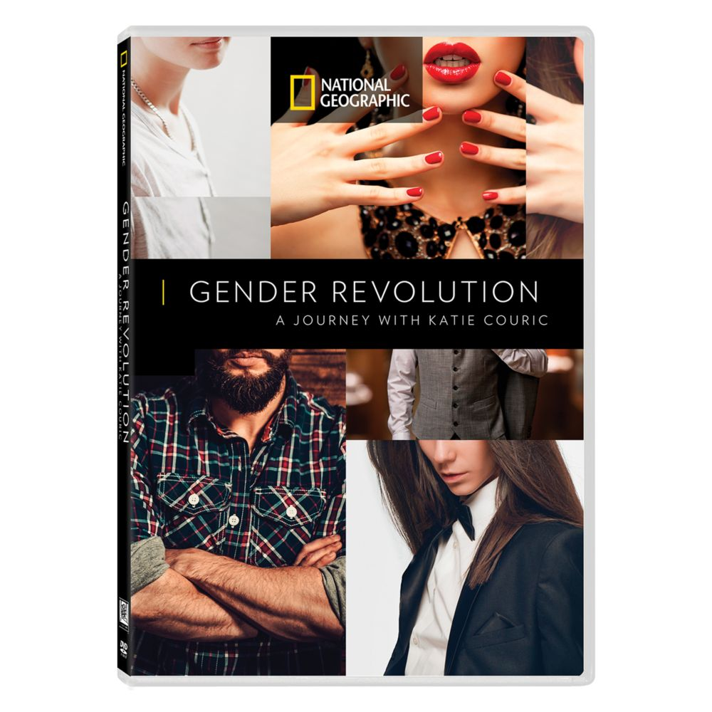 Gender Revolution DVD