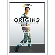 Origins: The Journey of Humankind DVD