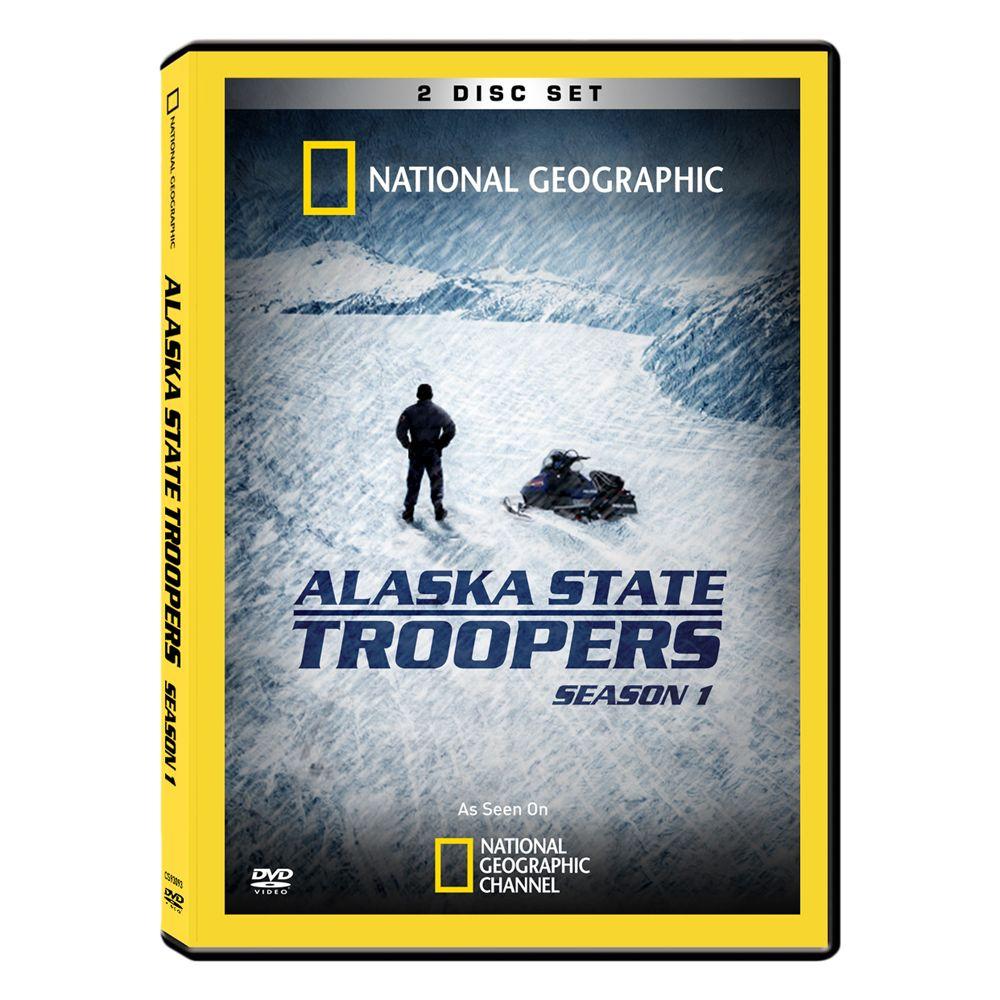Alaska State Troopers: Season One 2-DVD Set