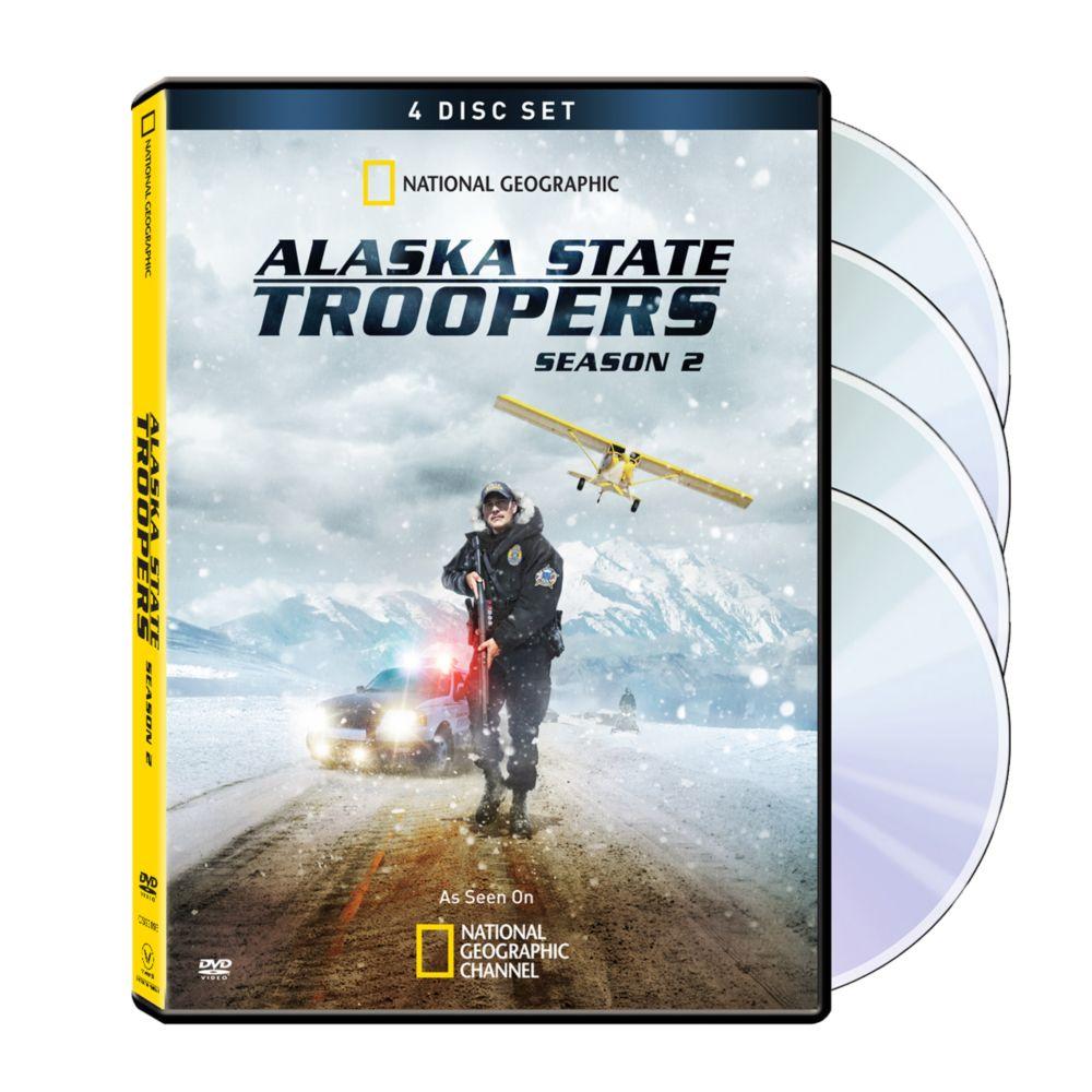 Alaska State Troopers Season Two 4-DVD Set