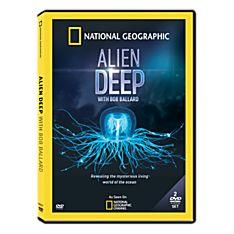 Alien Deep with Bob Ballard DVD