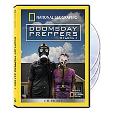 Doomsday Preppers Season One DVD