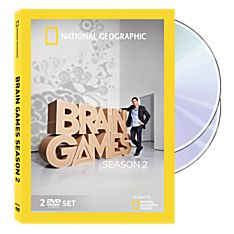 Brain Games Season Two DVD