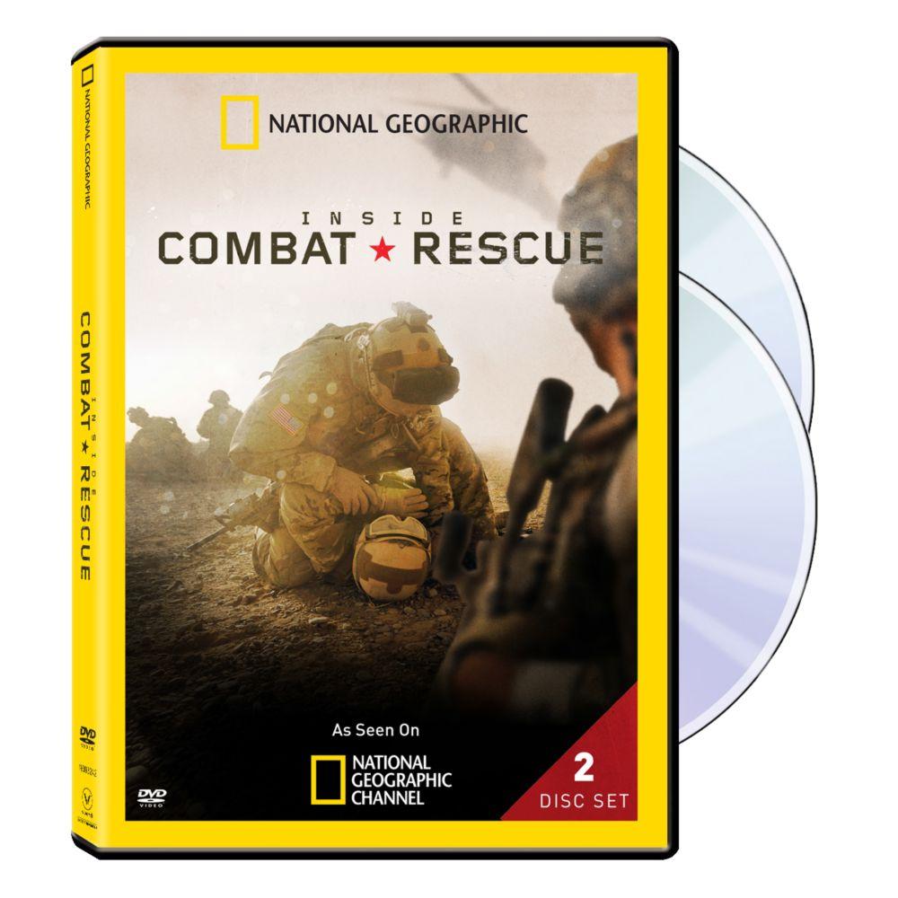 Inside Combat Rescue DVD