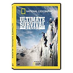 Ultimate Survival Alaska Season One DVD