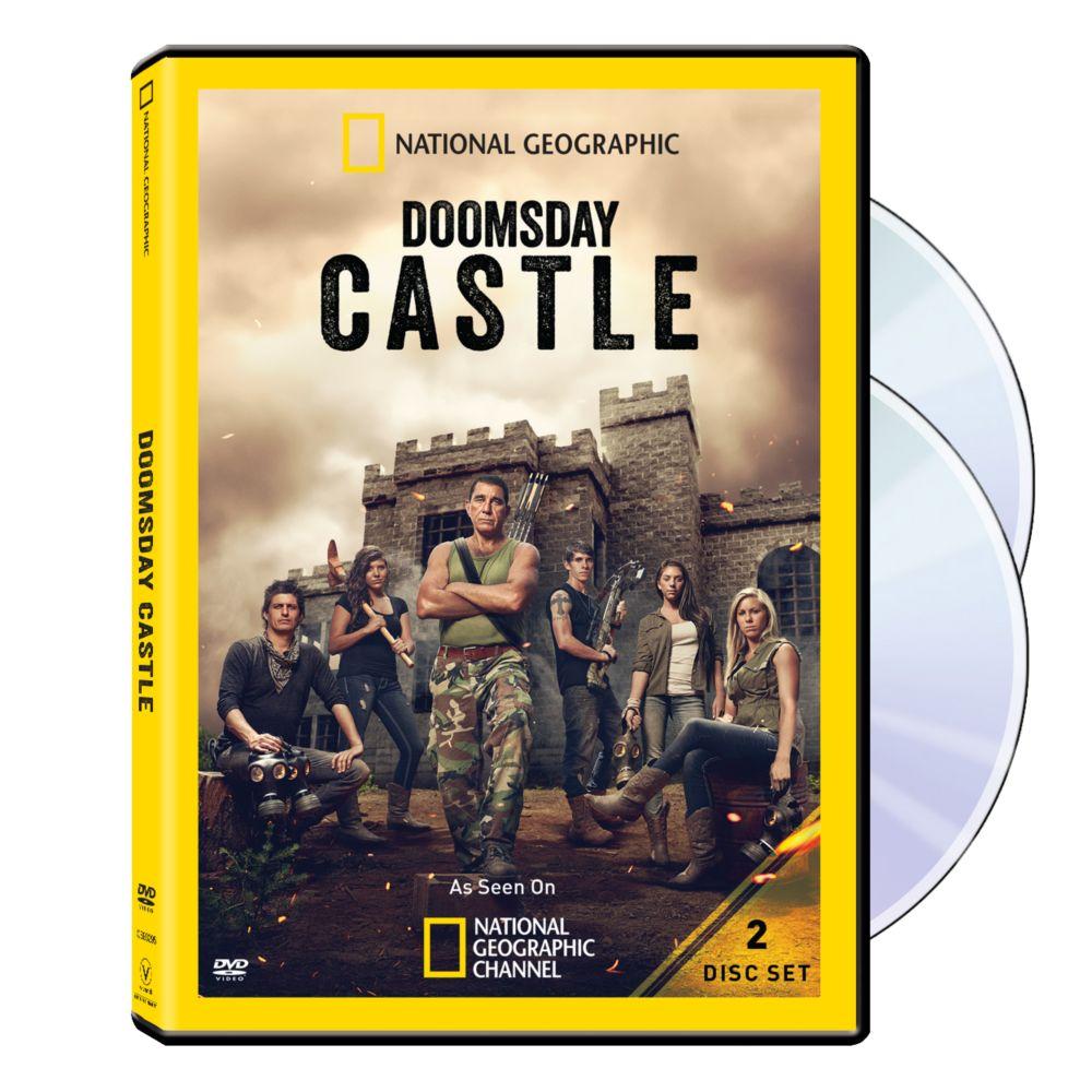 Doomsday Castle 2-DVD Set
