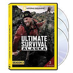 Ultimate Survival Alaska Season Three 3-DVD Set