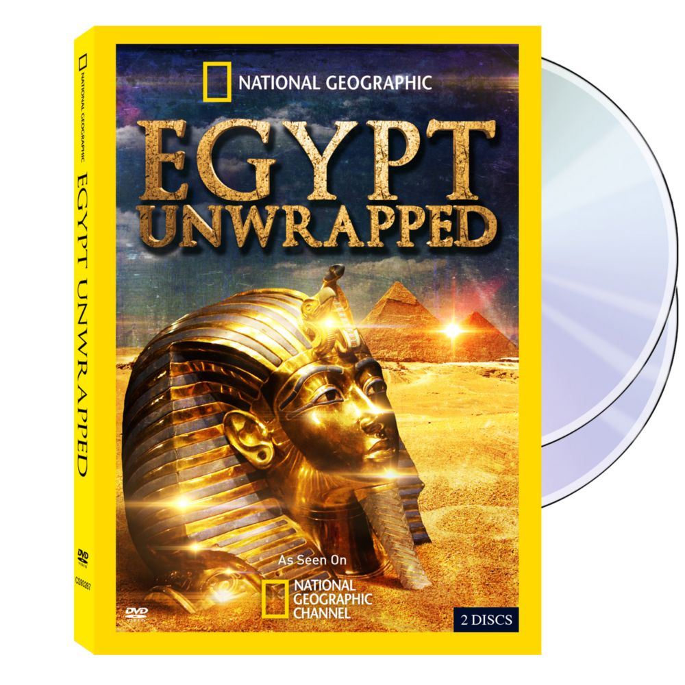 Egypt Unwrapped 2-DVD Set
