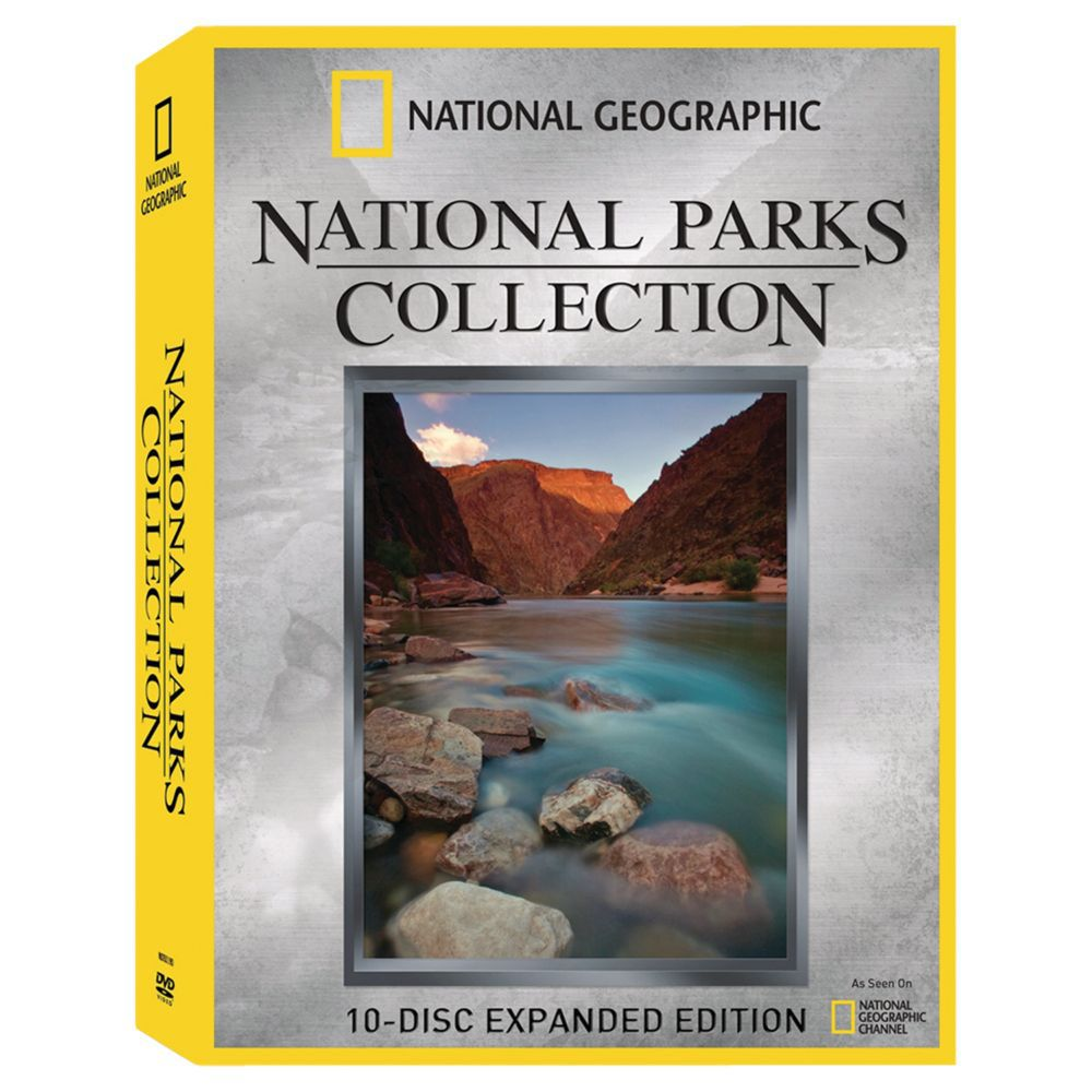 National Parks DVD Collection 10-Disc Expanded Edition
