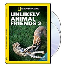 Unlikely Animal Friends Two 2-DVD Set