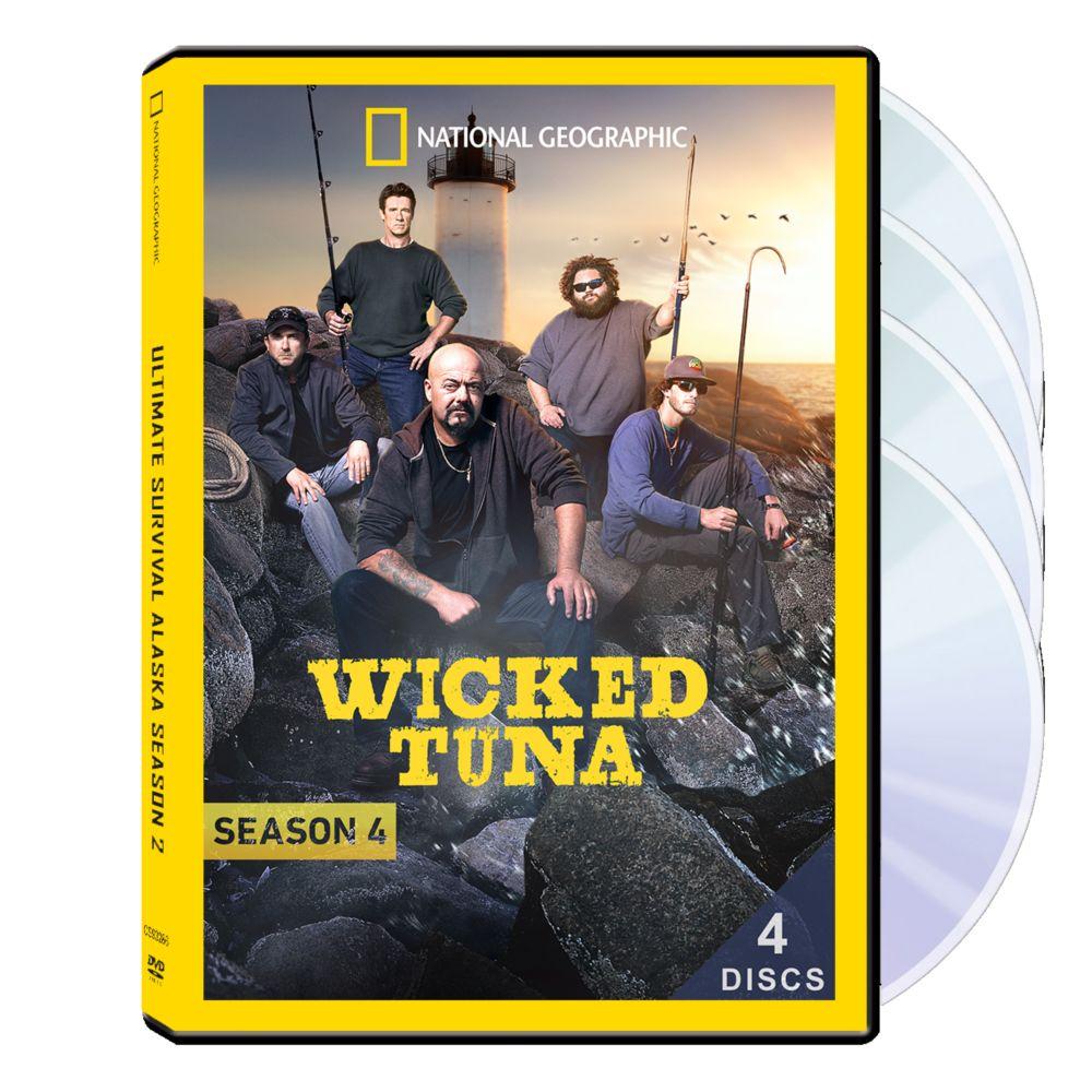 Wicked Tuna Season Four 2-DVD Set