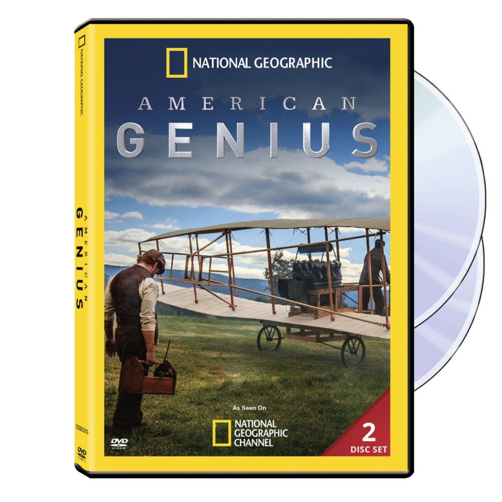 American Genius 2-DVD Set