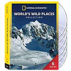 World's Wild Places Collection 6-DVD Set