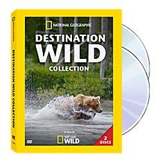 Destination Wild DVD Collection
