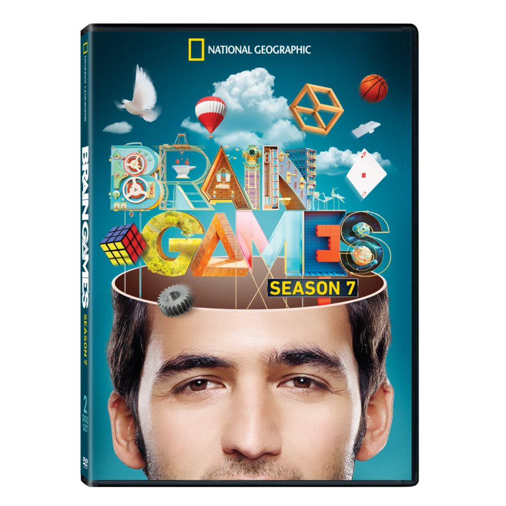 Brain Games Season Seven DVD