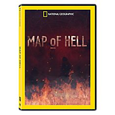 Map of Hell DVD-R
