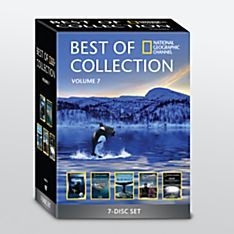 Best of National Geographic Collection Volume Seven 7-DVD Set