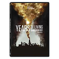 Years of Living Dangerously Season Two DVD
