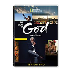 The Story of God with Morgan Freeman - Season 2 DVD