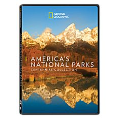 America's National Parks Centennial DVD Collection