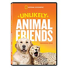 Unlikely Animal Friends - Season One DVD