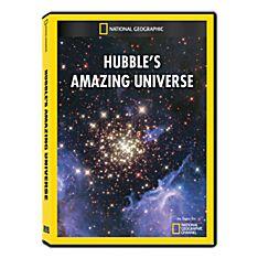 Hubble's Amazing Universe DVD-R