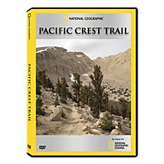 Pacific Crest Trail DVD-R