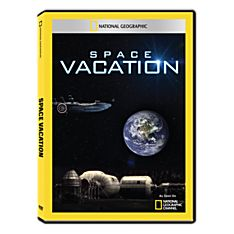Space Vacation DVD-R