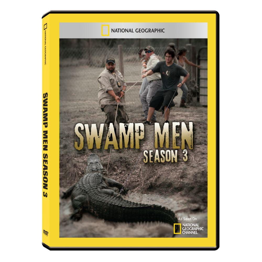 Swamp Men Season Three DVD-R Set