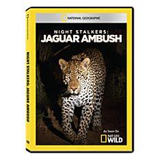 Night Stalkers: Jaguar Ambush DVD-R