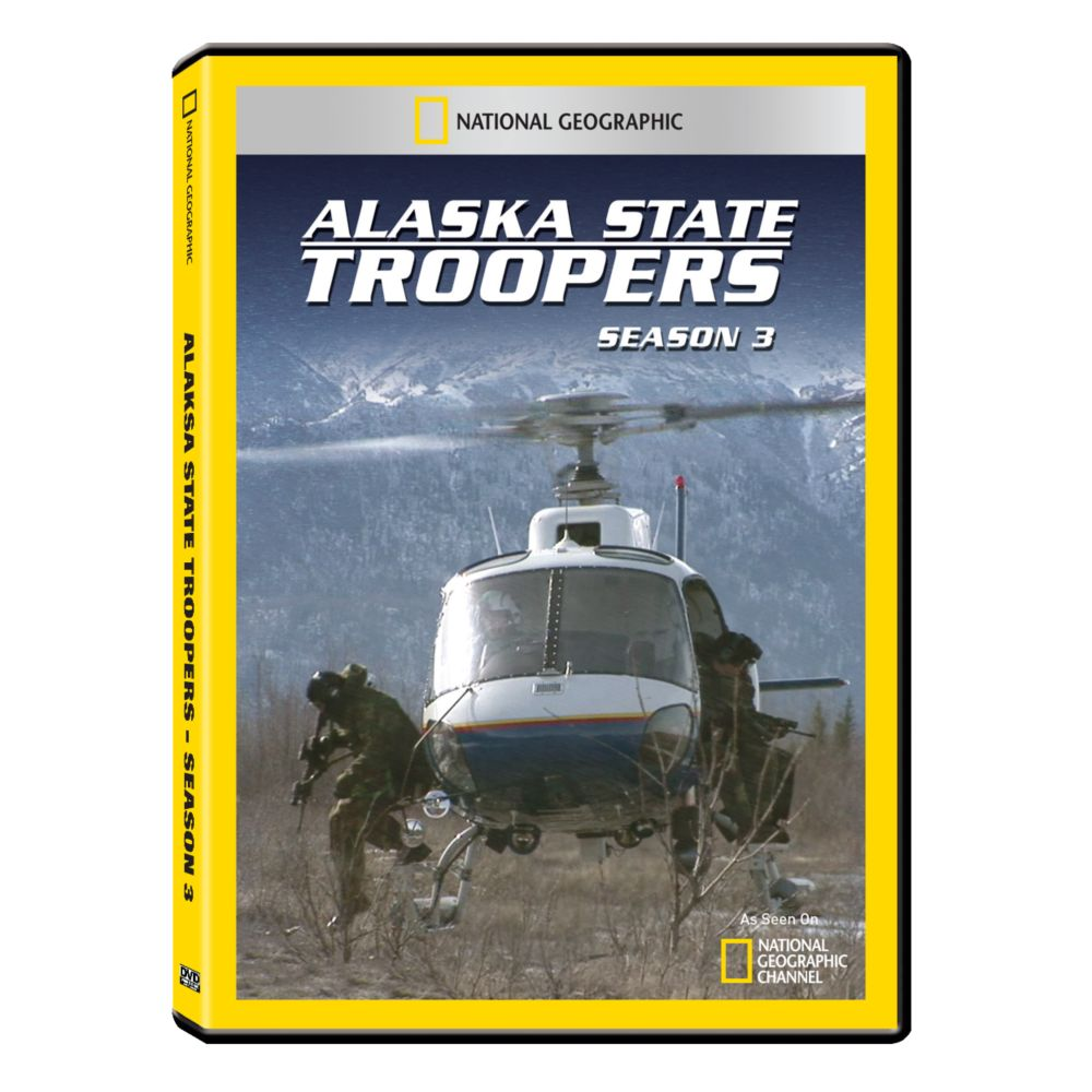 Alaska State Troopers Season Three DVD Set