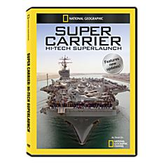 Super Carrier: Hi-Tech Superlaunch DVD-R