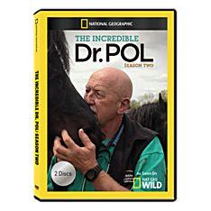 The Incredible Dr. Pol Season Two DVD-R Set