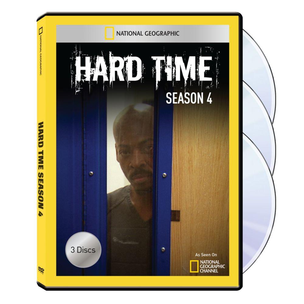 Hard Time Season Four DVD-R Set