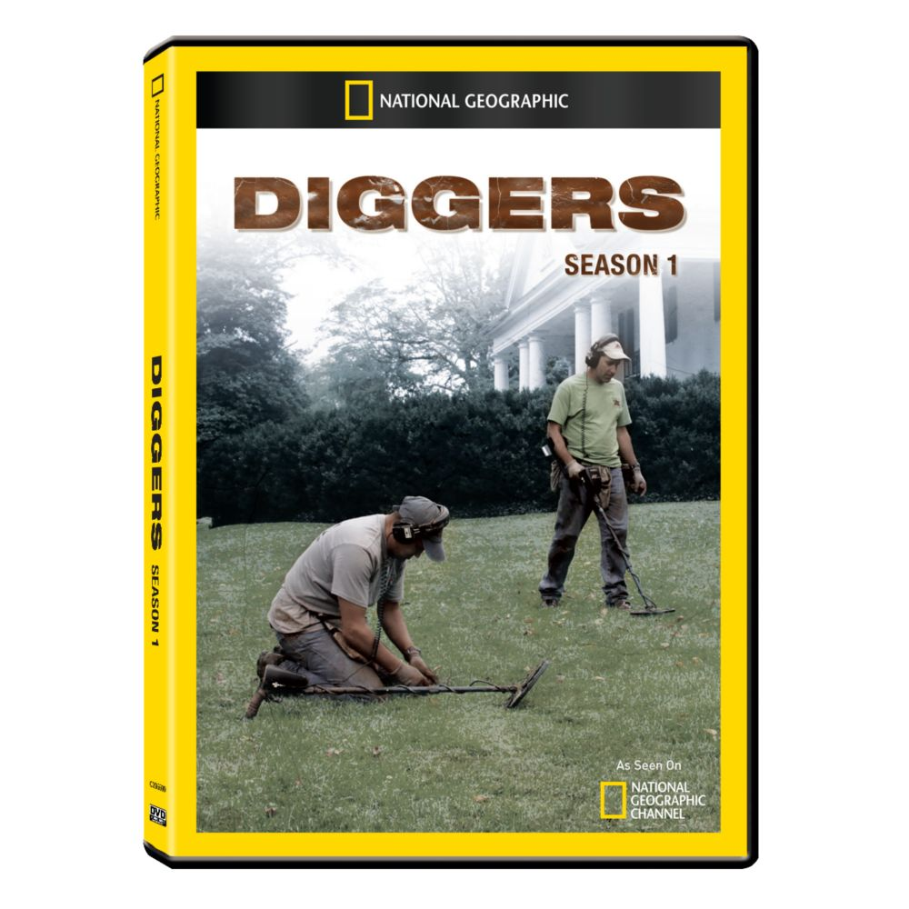 Diggers DVD-R
