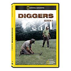Diggers DVD-R