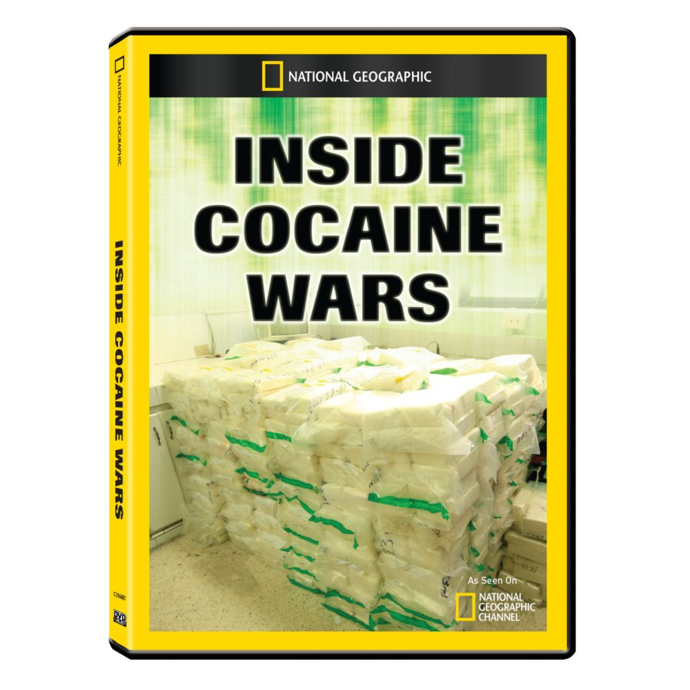 Inside Cocaine Wars DVD-R