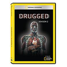 Drugged, Season Two DVD-R