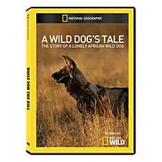 A Wild Dog's Tale DVD-R