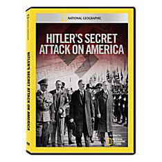 Hitler's Secret Attack on America DVD-R