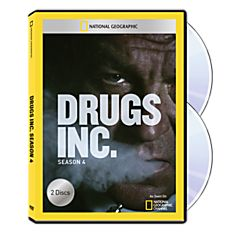 Drugs, Inc. Season Four 2-DVD-R Set