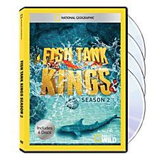 Fish Tank Kings Season Two DVD-R Set