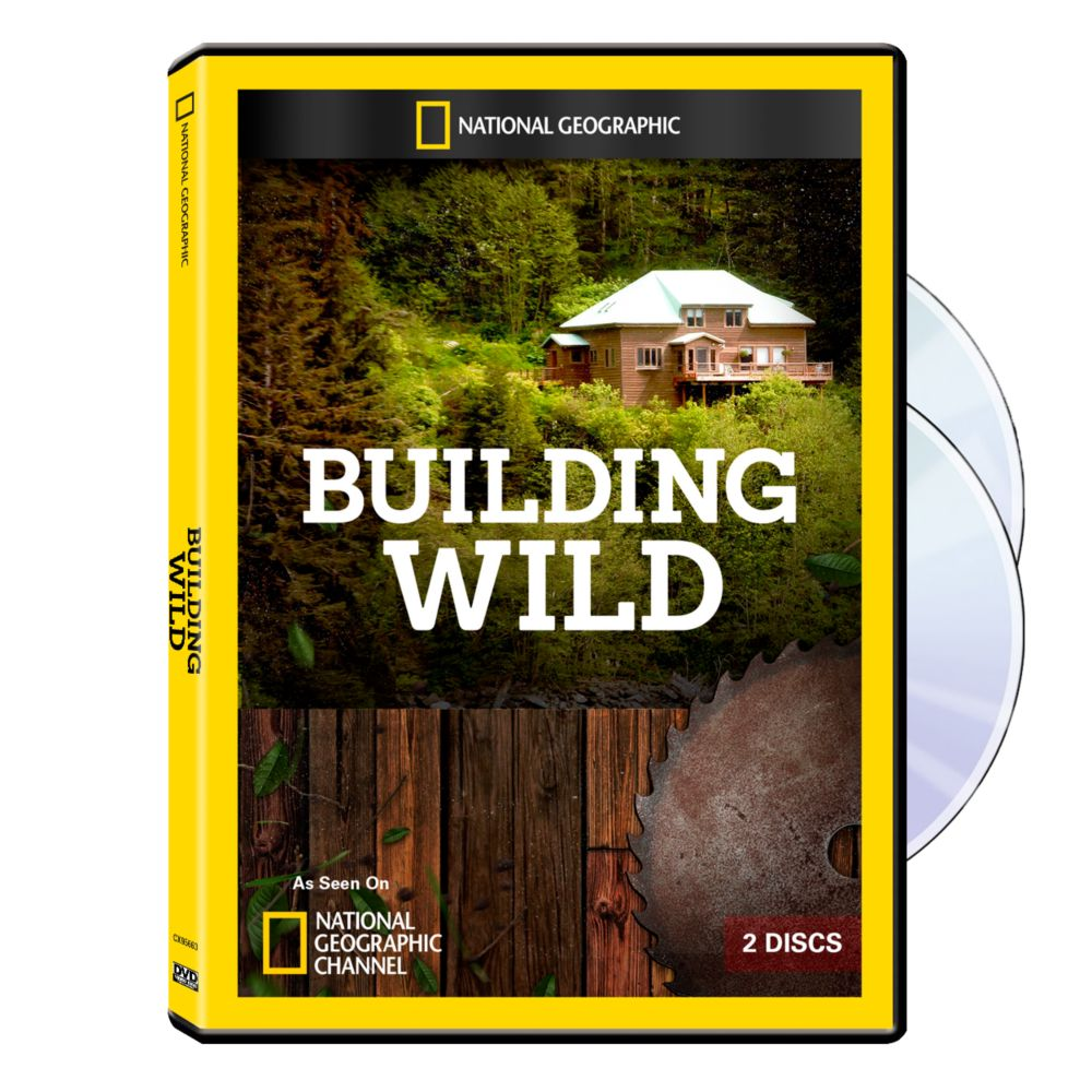 Building Wild DVD-R
