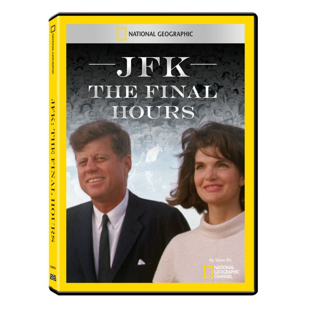 JFK: The Final Hours DVD-R