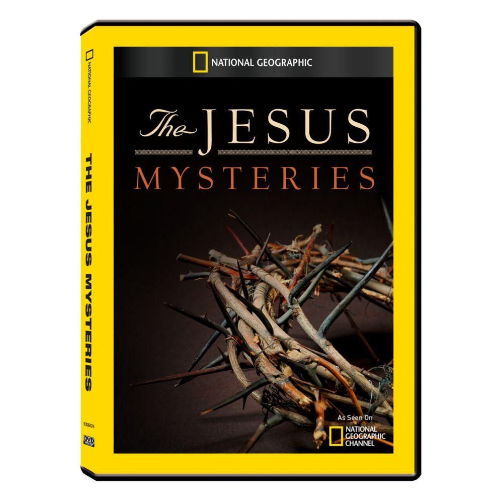 The Jesus Mysteries DVD-R