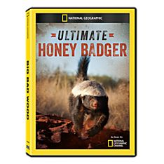 Ultimate Honey Badger DVD-R